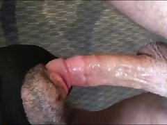 Hung Canadian slides horsecock into throats