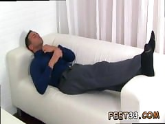 Gay boy legs movie Spying On Ravi's Size