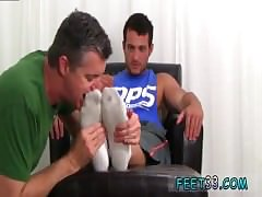 Gay armpit and foot sex Marine Ned