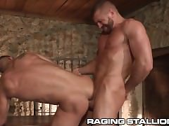 RagingStallion Exotic Hunks Moan for Each Other