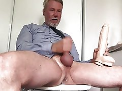 Hot big cum after 15 days!