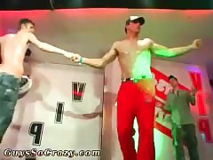 Male dorm party films gay xxx  from