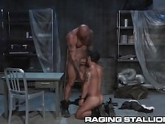 Built Stud Sean Duran Dominates his Ass