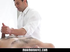 MormonBoyz- Young boy gets daddy's cum in his ass raw