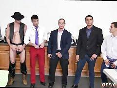 Twink ass gay sex movie Lance's Big