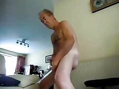 Tribute daddy cum