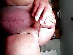 Daddy Bulge Ball Sperma