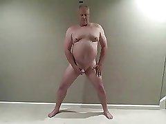 slave's final orgasm