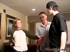 Twink spank  and gay spanking stories