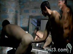 Boy self fisting trick gay Seth Tyler &