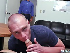 blowjob by male and dark hairy gay sex