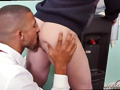 Passed out straight guy gets gay blowjob