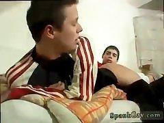 Cute emo twink into spanking gay sex vids