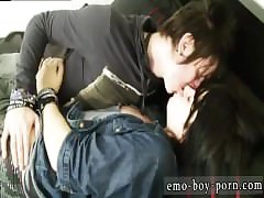 Hot emo guy asses gay Two warm fresh models