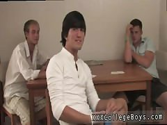 Teen hunk men movie gay first time When