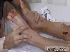 Samoan feet gay porn movie xxx Tommy Gets