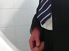 Foreskin piss