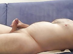 mature exhibitionist - solo sex and orgasm
