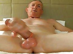 big cock grandpa cum 4