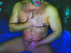 Bear hairy big cock show webcam