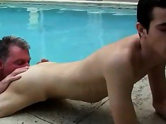 Men gay sex underwear Daddy Brett obliges of course, after s