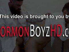 Mormon bishops spanking