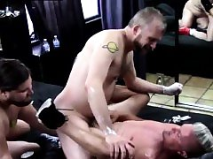Gay kiss sex gallery Fists and More Fists for Dick Hunter