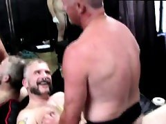 Dirty old men gay porn Fists and More Fists for Dick Hunter