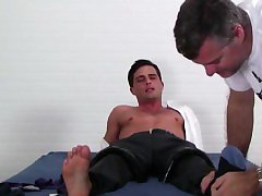 Gay twink sucks twinks toes Professor Link Tickled For Bette