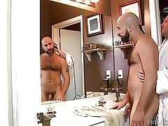 MenOver30 Hairy Daddy Pleases his Boyfriend