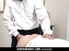 MormonBoyz-Monster cock for straight Mormon boys first