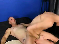 Sissy boy gets fucked in the ass by old man gay porn and sma