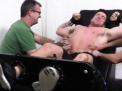 Feet gay mpegs and men boys legs Trenton Ducati Bound & Tick