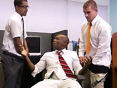 Straight guy white briefs gay The HR meeting