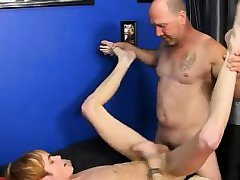 Photos of studs with shaved cocks gay Hippie guy Preston And