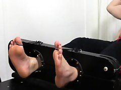Young boys lick feet and gay boys foot fuck Dolan is so open
