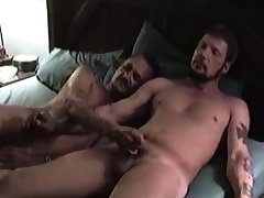 Mature Amateurs Donny and David Sucking