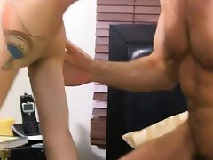 Twink rimming and cream pie movies and gay porn boys america