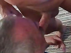Awesome Daddy Suck 2 Cock