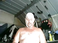 Someone requested a video of me shaving my head