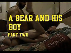 Danish Guys - A bear and his boy 2