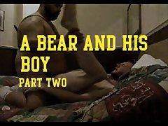 Danish Guys - A bear and his boy 2