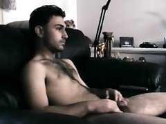 Gay dilf sucks off hairy young amateur straight