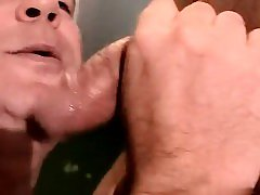 Amazing twinks Servicing A Hung Straight Cock