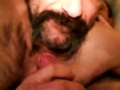 Straight bear rednecks toy anal play