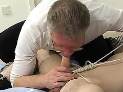 Gay XXX We embark out with the fellow tied and with his taut