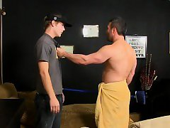 Hot twink scene When the muscular fellow catches Anthony sne