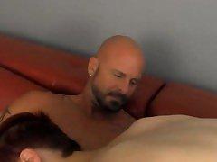 Gay video Jason Got Some Muscle Daddy Ass!