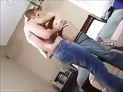 ASIAN TWINK GETS FUCKED BY CAUCASIAN MATURE GUY