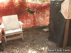 Horny gay bears Adam Wolfe and Jaysen part1